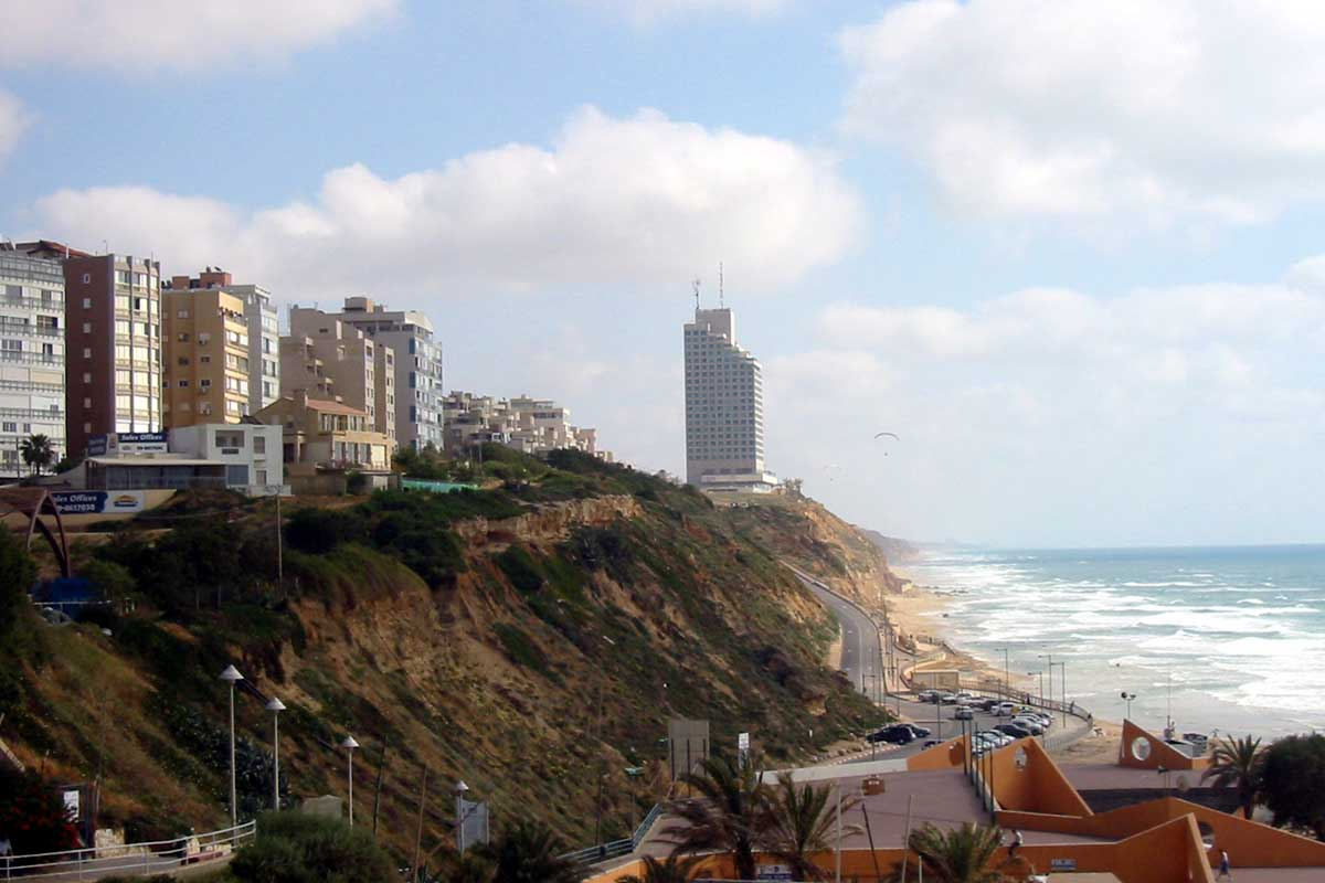 Gin Gliding, Netanya, Israel | © M J Anahory. These images a… | Flickr