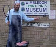 Chabad serving Kosher @ Wimbledon in years past