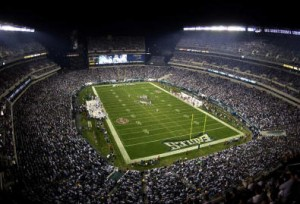 Lincoln Financial Field - Eagles