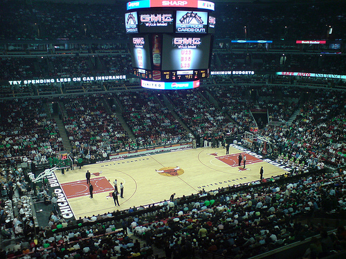 Exterior: Chicago's United Center To Get Kosher Food In 2012