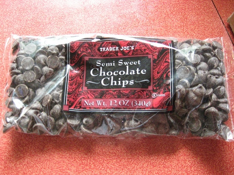 Trader Joes chocolate chips