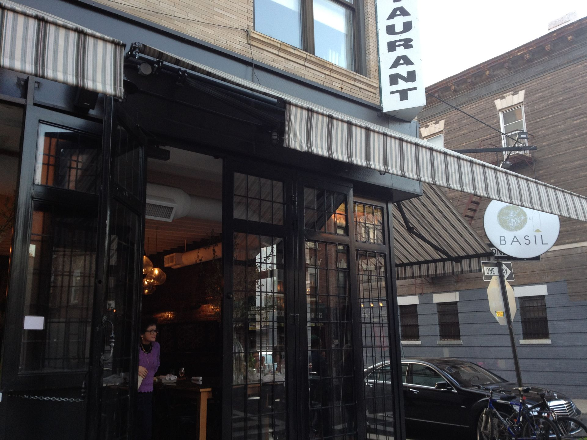 Basil Restaurant Brooklyn Reviews