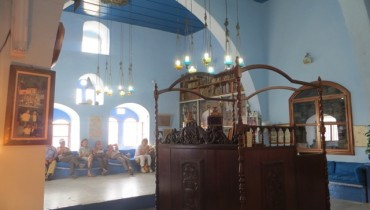Yosef Caro synagogue2