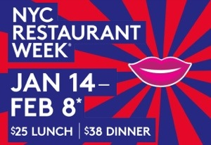 restaurant week NYC