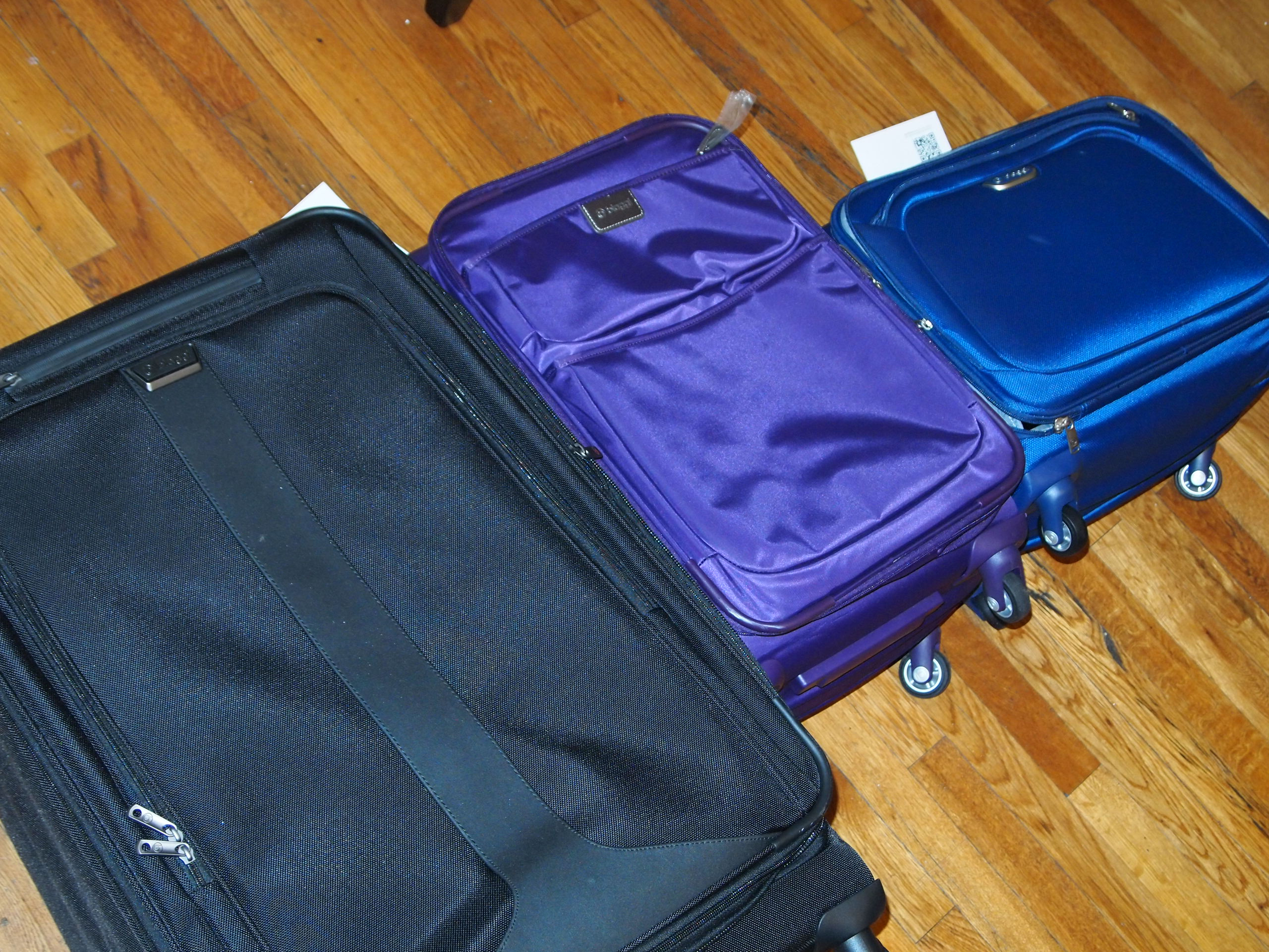 Review of Biaggi Luggage   Discount Code – YeahThatsKosher.com ...