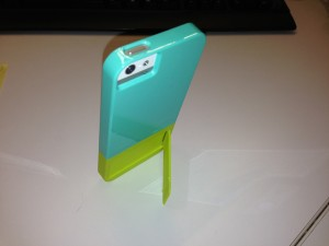 iphone5 case - kick
