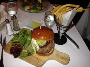 Jumbo Burger From Le Marais