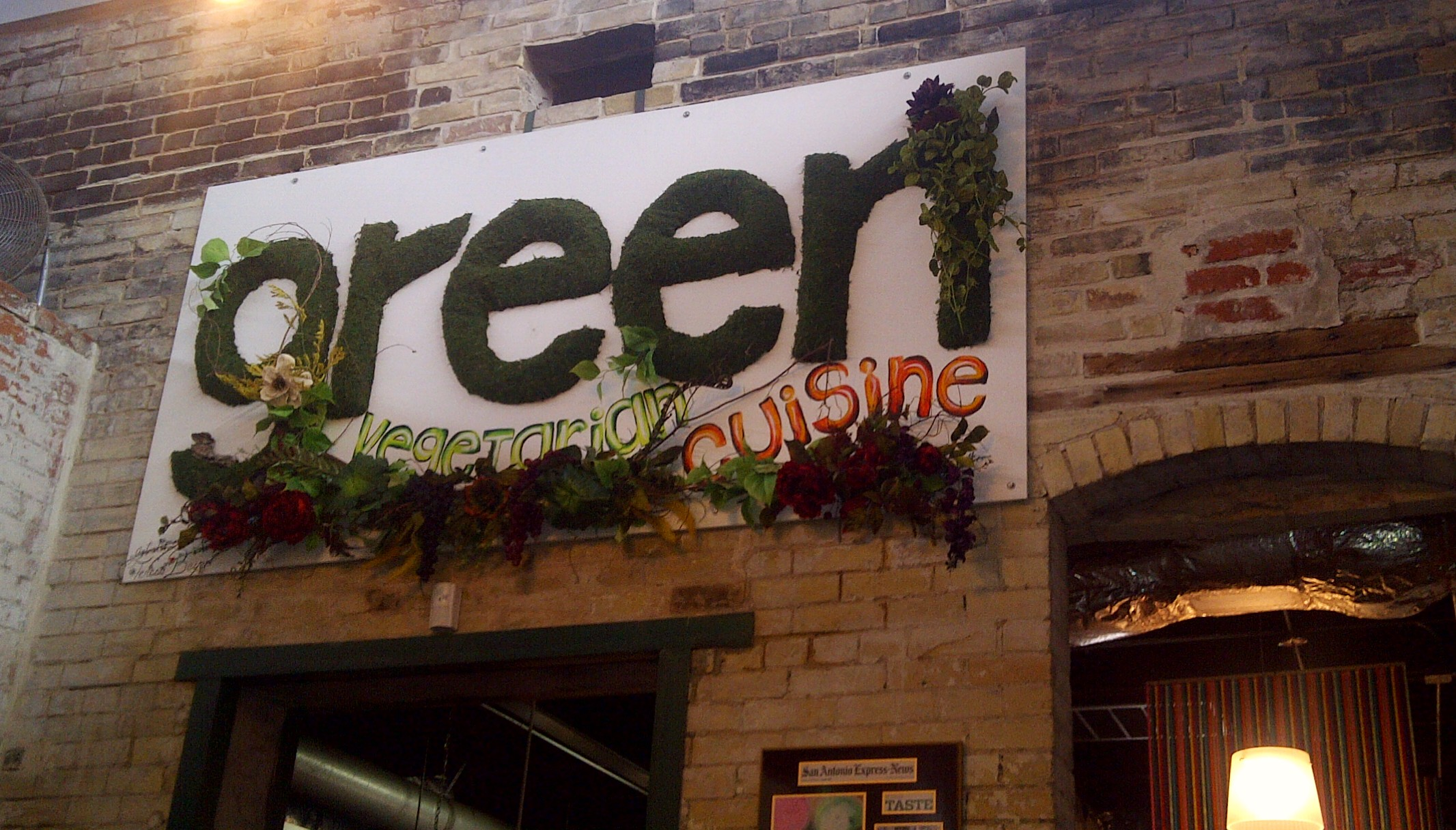 New kosher restaurant coming to houston tx green for Cuisine on the green