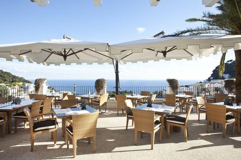 Kosher In Capri Italy Terrazza Tiberio Guest Review