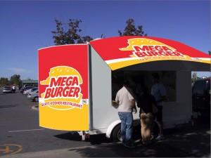 megaburger truck