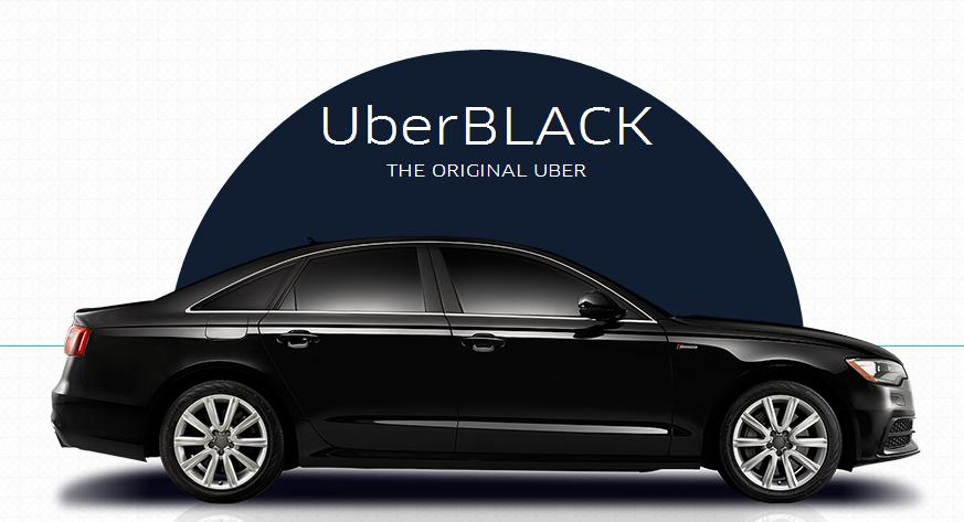Uber Black Car Quotes