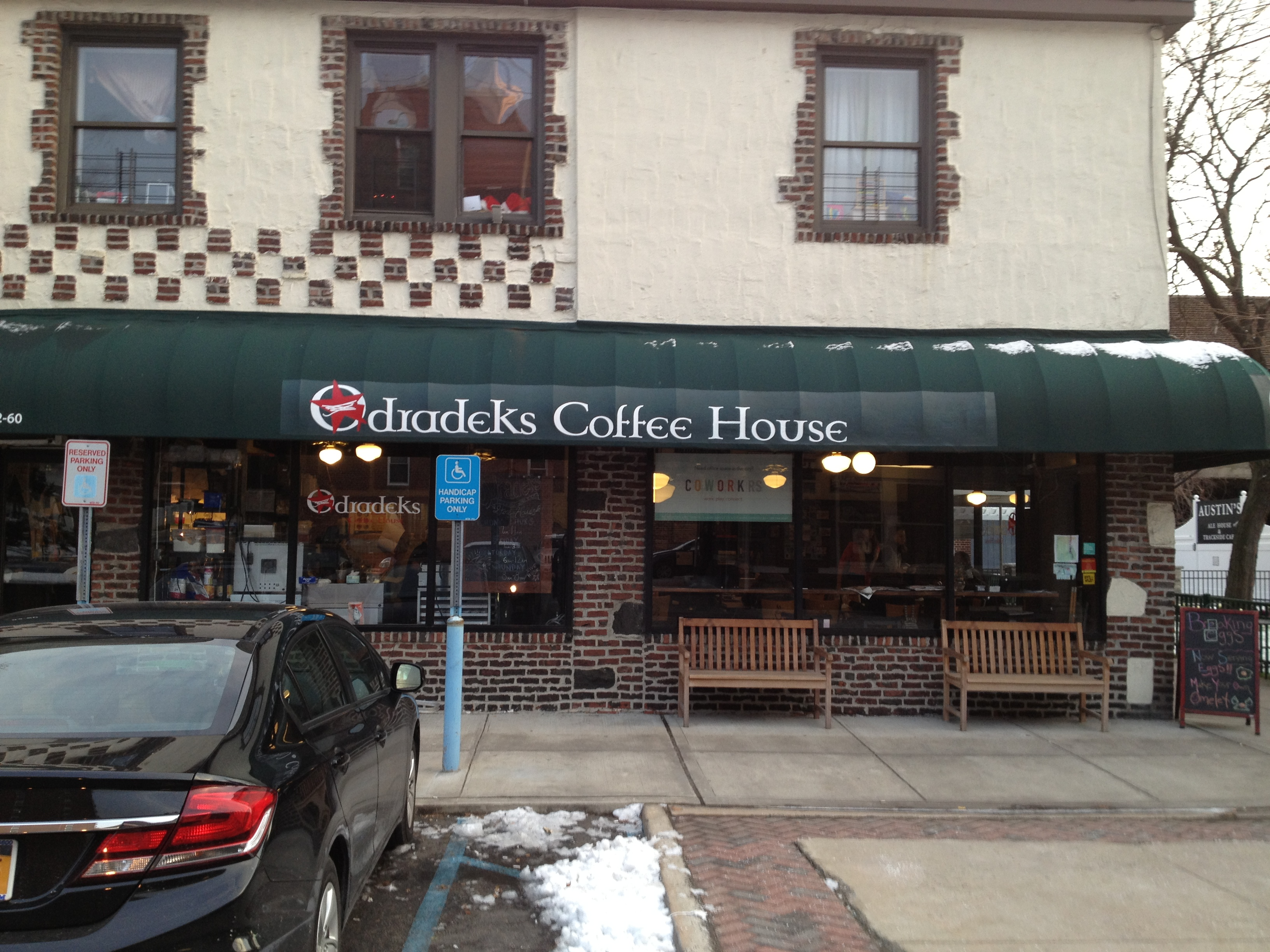 Odradeks Coffee House And Wine Bar Kew Gardens Queens