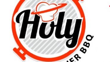 holy kosher bbq logo