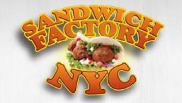 sandwich factory logo