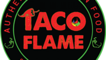 taco flame logo