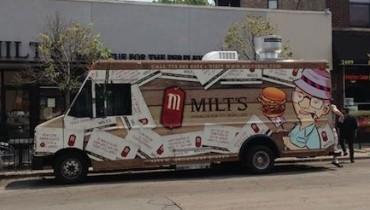 milt's truck