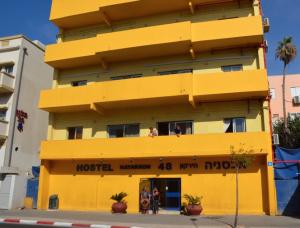 Hayarkon-48-hostel-tel-aviv-israel