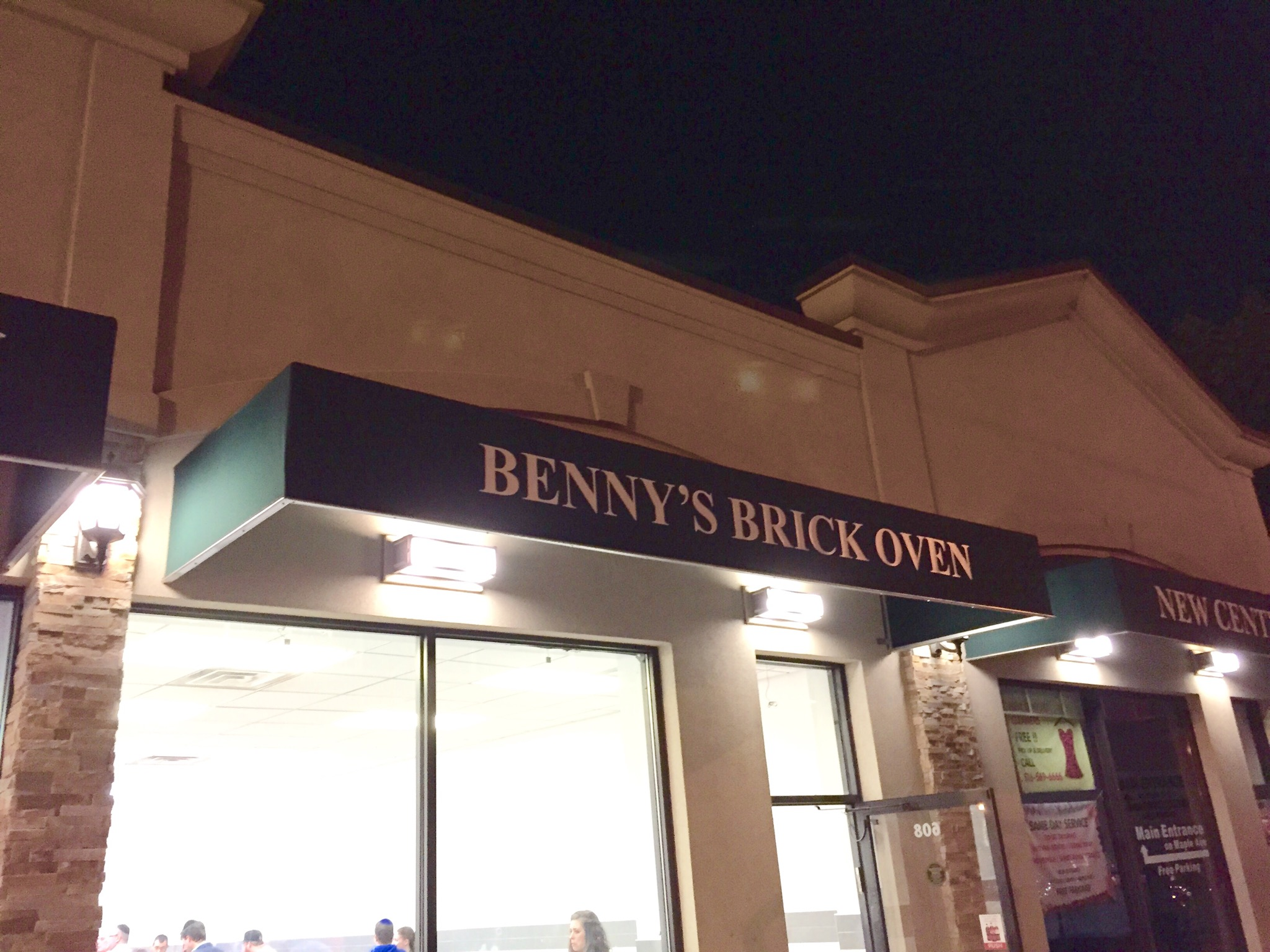 Benny's Brick Oven Pizza 5Towns