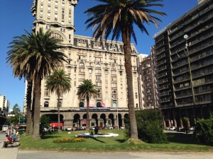 Montevideo-uruguay-city-center