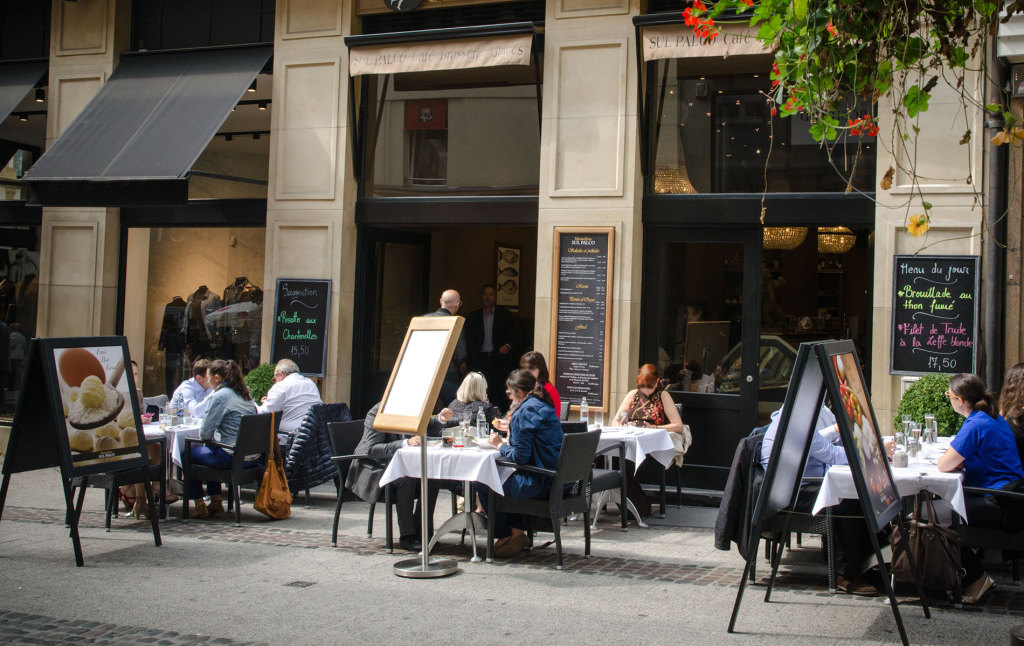 Only Kosher Restaurant In Luxembourg Opened This Year
