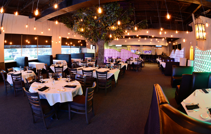 Genesis Steakhouse Dining Room