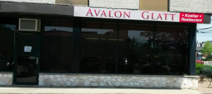 Exterior of Avalon Glatt