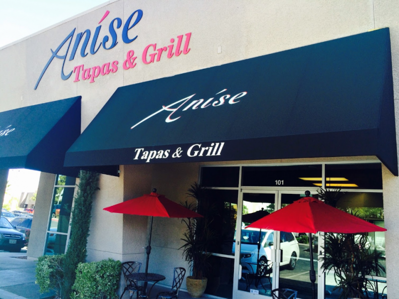 New Kosher Restaurant In Las Vegas Anise Tapas Grill