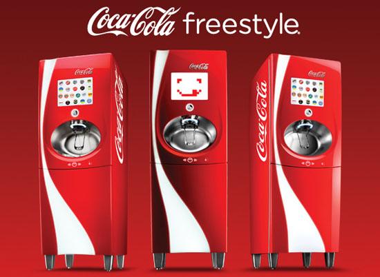 coca cola freestyle machine for sale