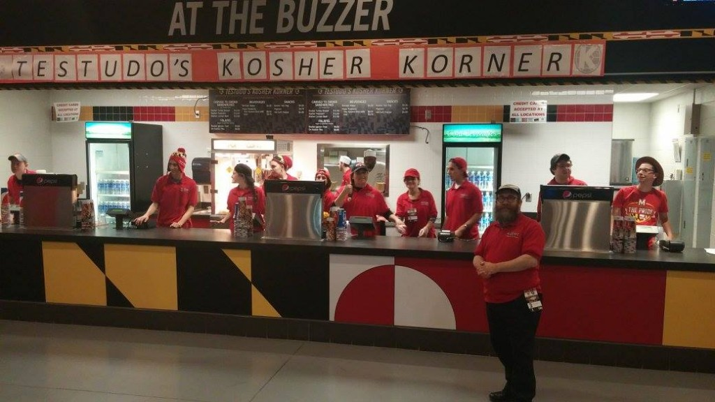 Testudos-Kosher-Korner-University-Maryland-Xfinity-Center