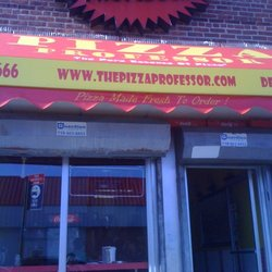 Old Pizza Professor signage [Image from Yelp]
