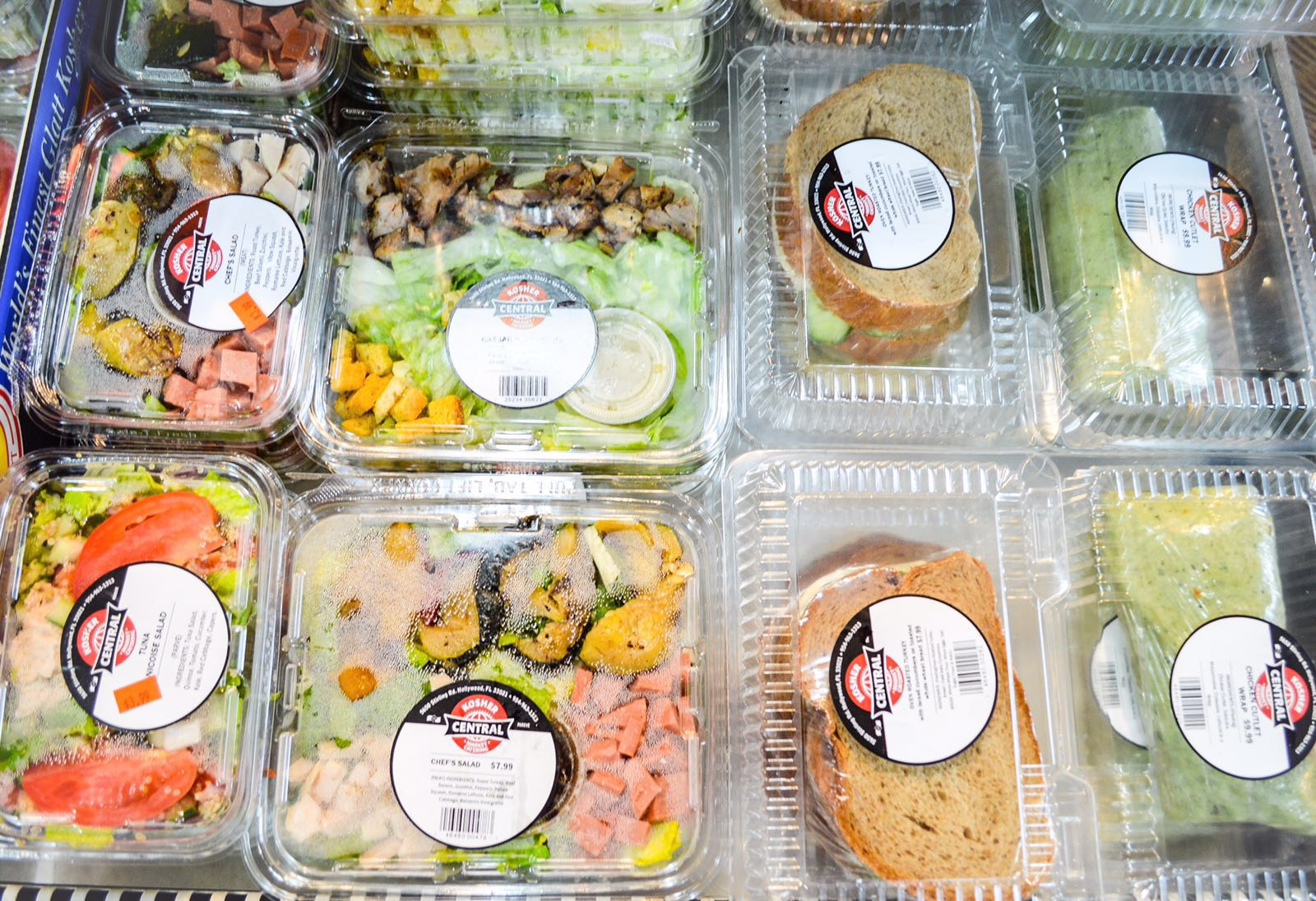 Kosher Food Mia Airport Meals