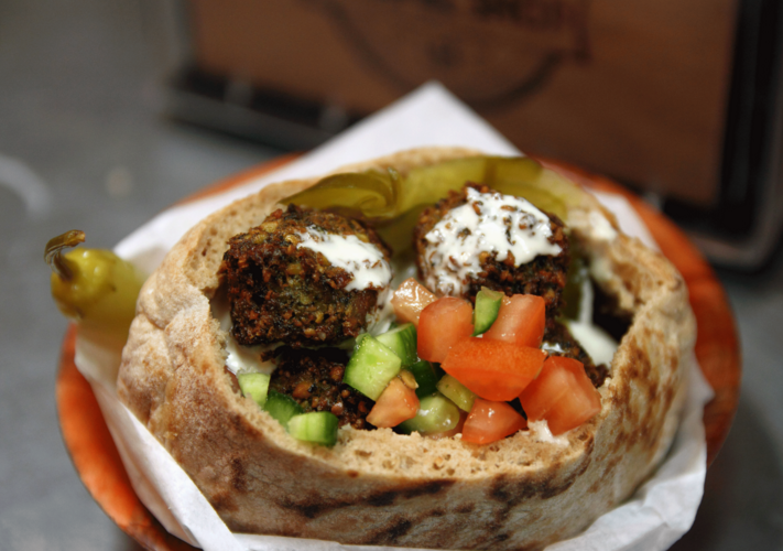 the-falafel-shop-kosher-LES-nyc-pita