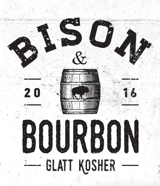 Bison-Bourbon-logo-kosher-brooklyn-gowanus