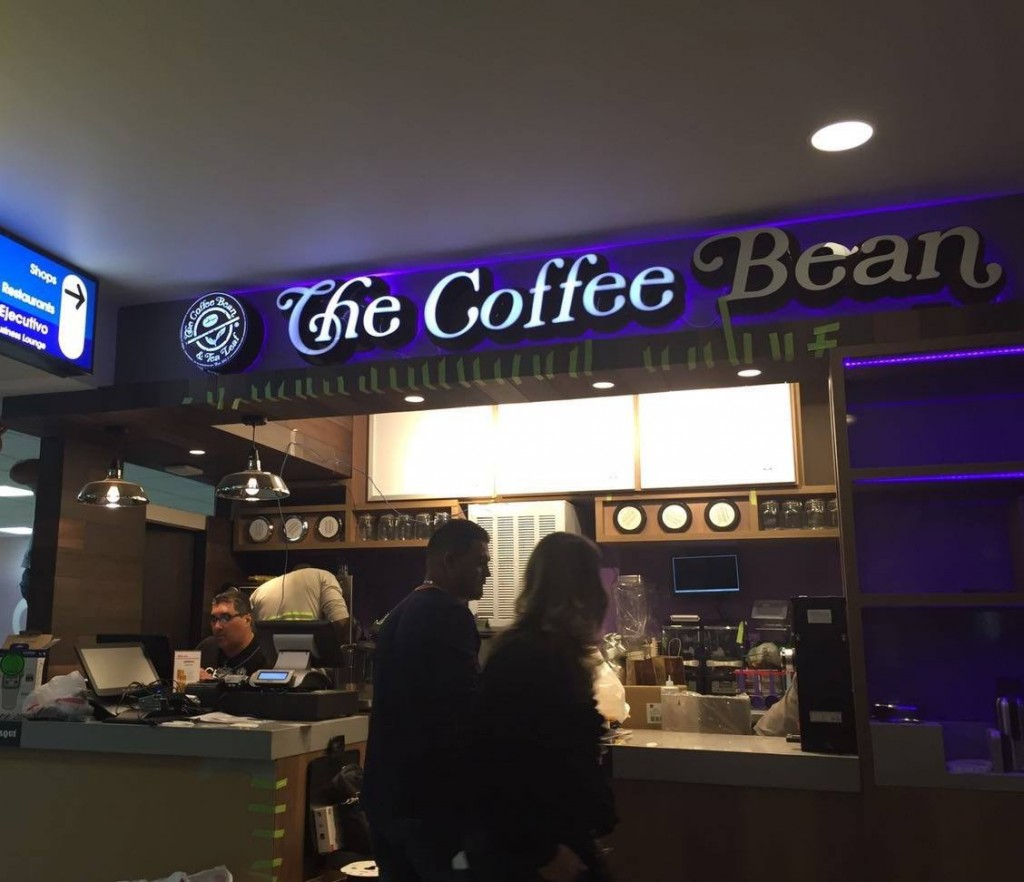 Coffee-Bean-kosher-Panama-Tocumen-Airport