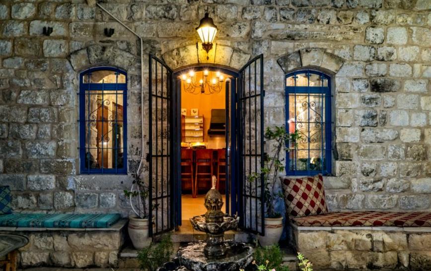 villa-tiferet-tzfat-safed-israel