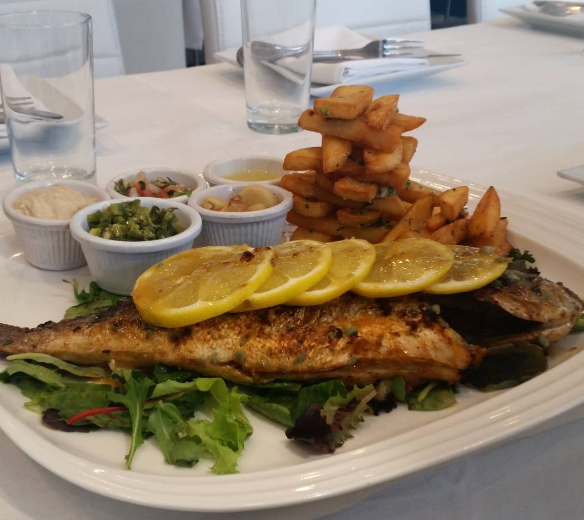 Baked-Dorado-fish-Pescada-NY-Brooklyn-kosher-restaurant