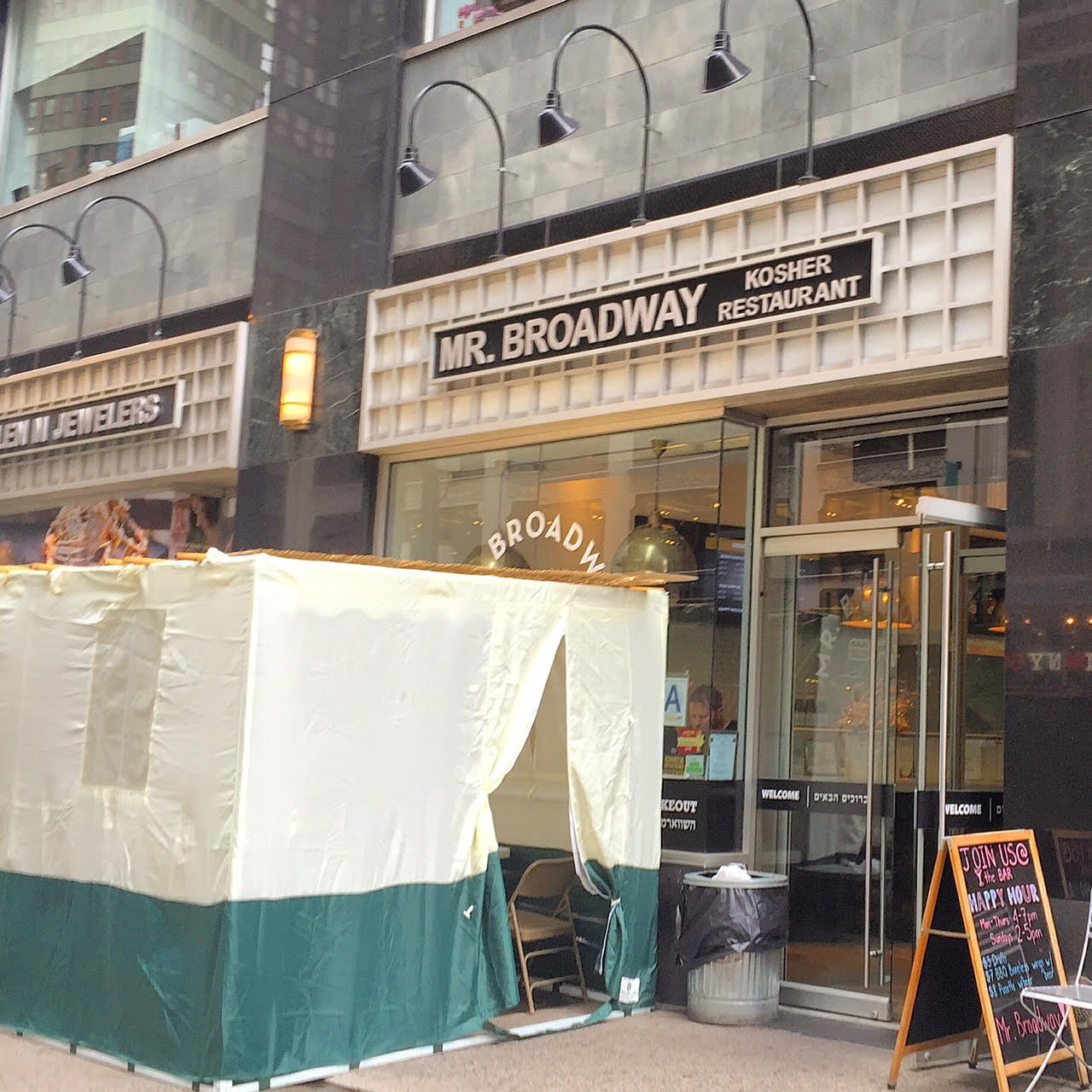 MASTER LIST: Global List of Restaurants with a Sukkah 2018