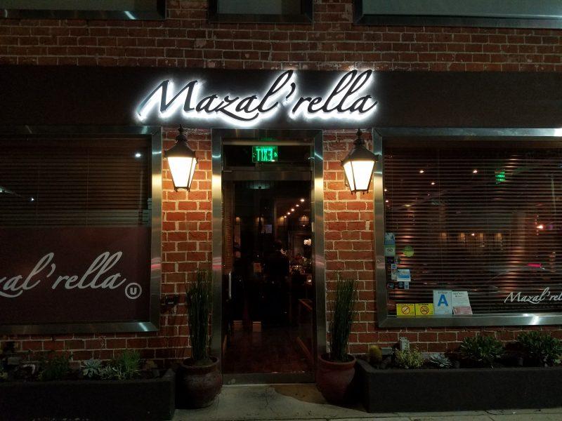 Beverly Hills Kosher Restaurants