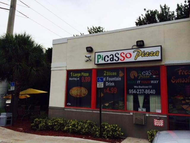 Restaurant Pico Pizza Kosher