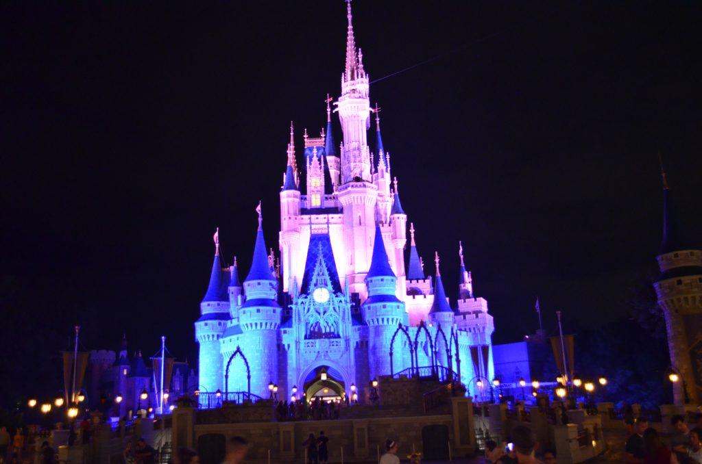 Disney World Orlando Castle Kosher Options