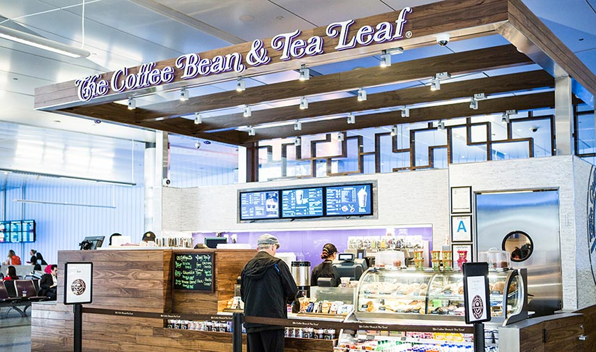 Psa Select Coffee Bean Stores In Los Angeles Area No