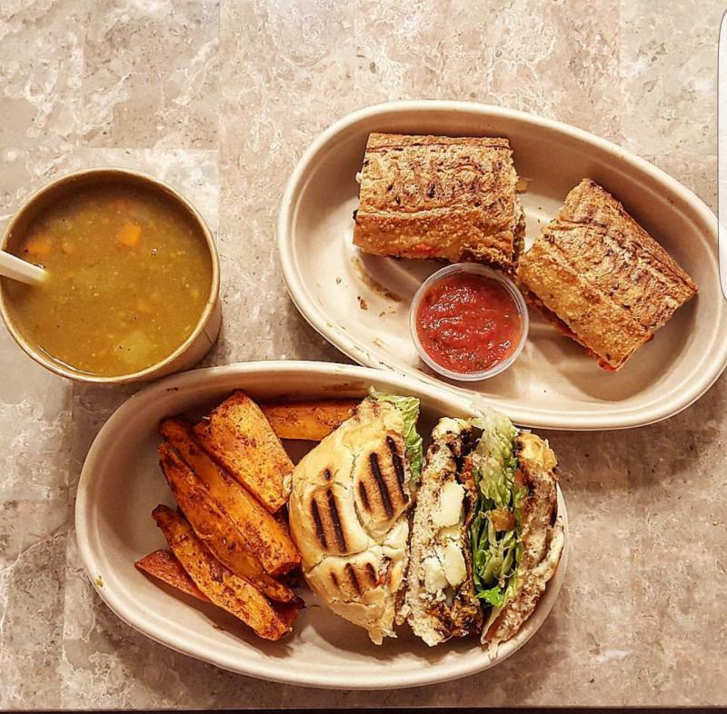 Health Cafe Raw Bk Kosher Organic Kitchen Now Open In