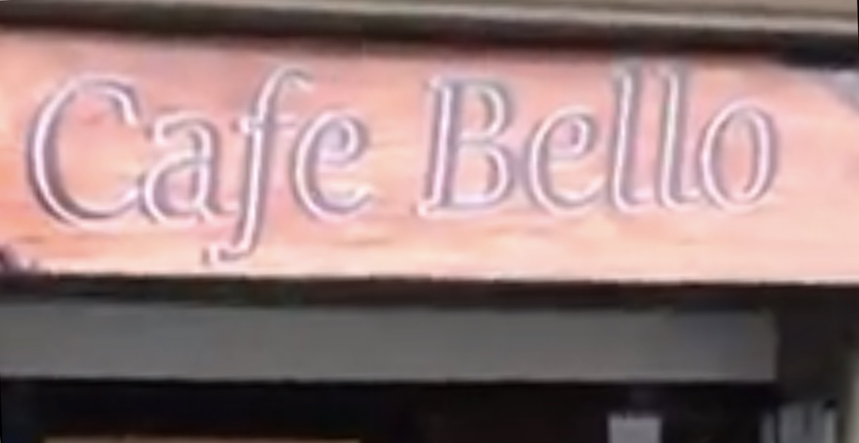 Café Bello Is A New Israeli Restaurant