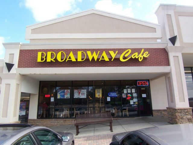 Toco Hills Has Said Goodbye To The Longtime Restaurant Broadway Cafe
