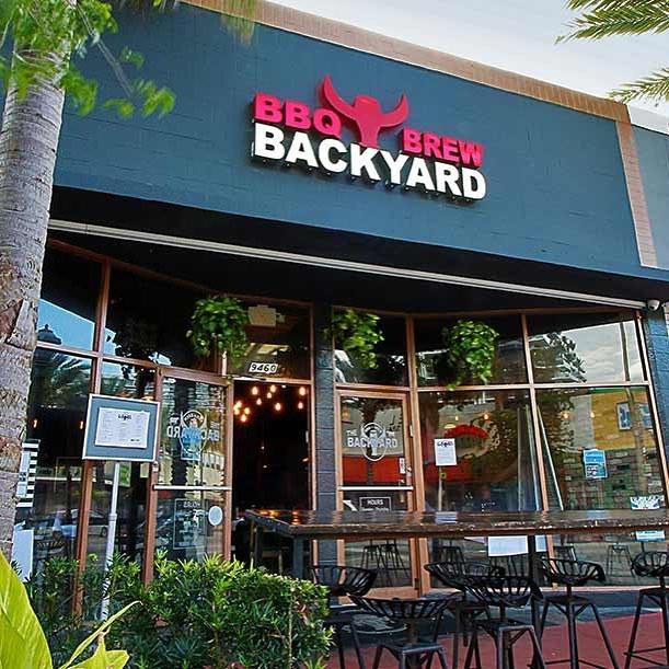 Miami's Backyard BBQ Reopening Next Week; Co-branding W