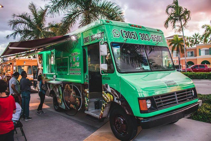 Kosher Dc Food Truck