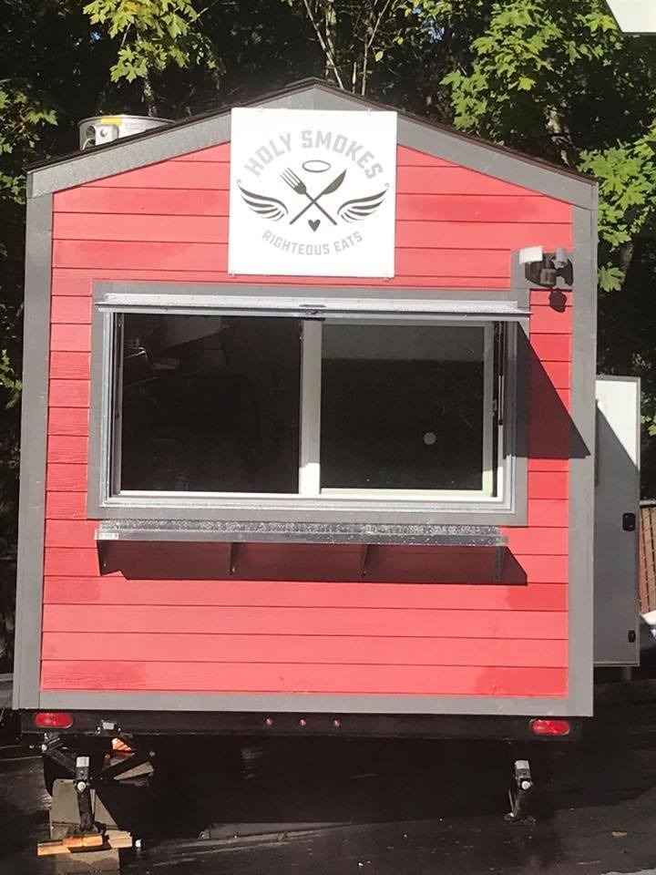 New Kosher Bbq Food Truck In Portland Or Holy Smokes