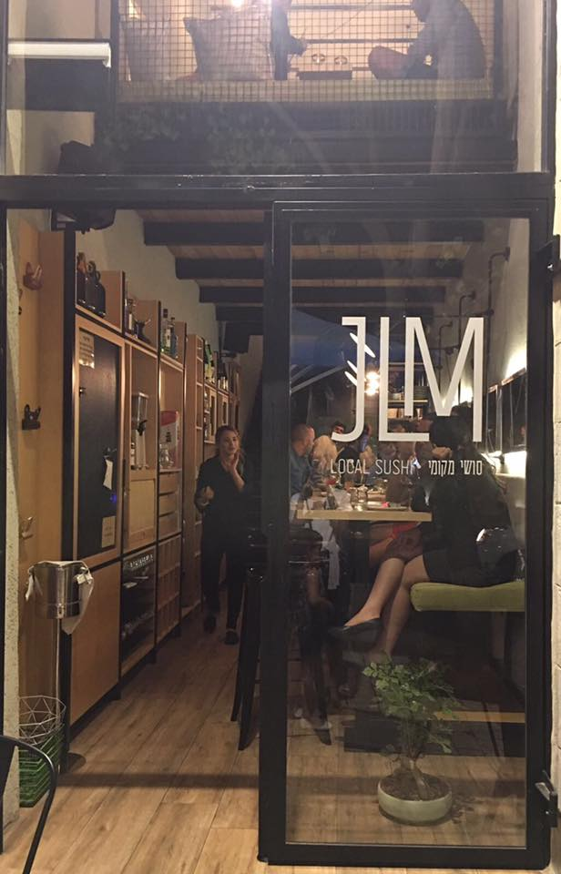 New Kosher Sushi Bar Opens In Jerusalem: JLM Sushi