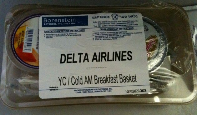 Securing Kosher Airline Meals On North American Carriers
