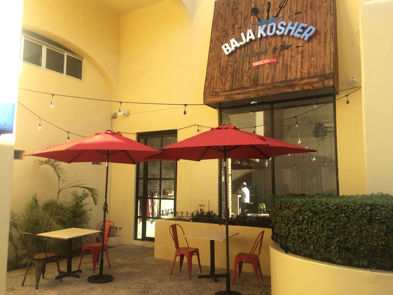November 20th Was A Milestone For The Cabo San Lucas Community In Mexico Which Opened Its Doors To Very First Kosher Restaurant Area